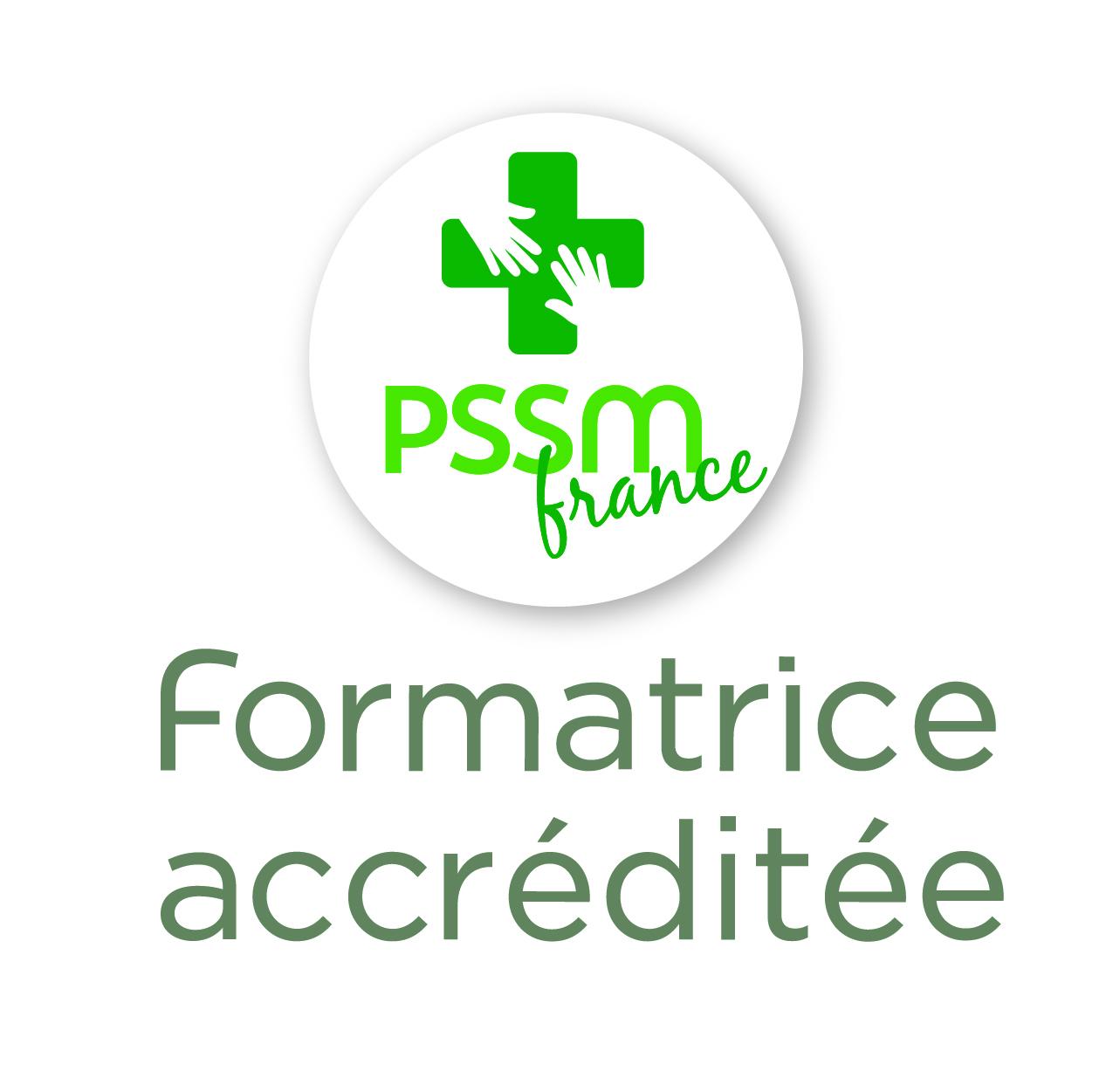 PSSM Formatrice accréditée
