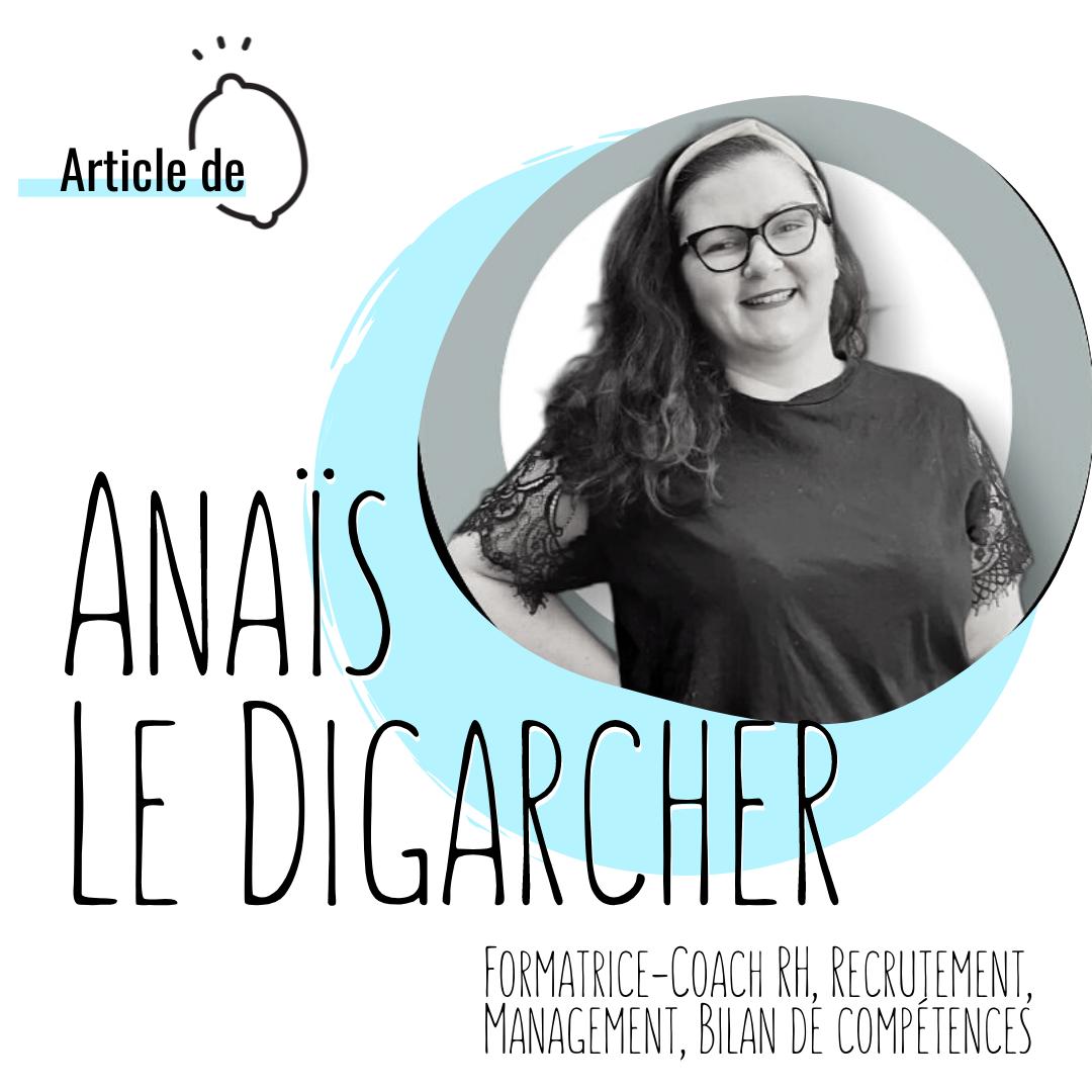 Anaïs Le Digarcher